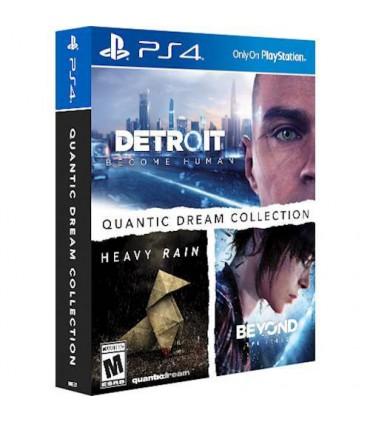 بازی Quantic Dream Collection - پلی استیشن 4