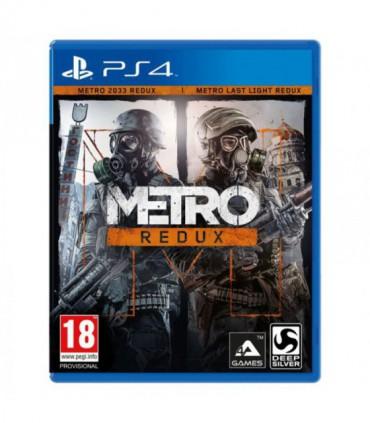 بازی Metro Redux - پلی استیشن 4