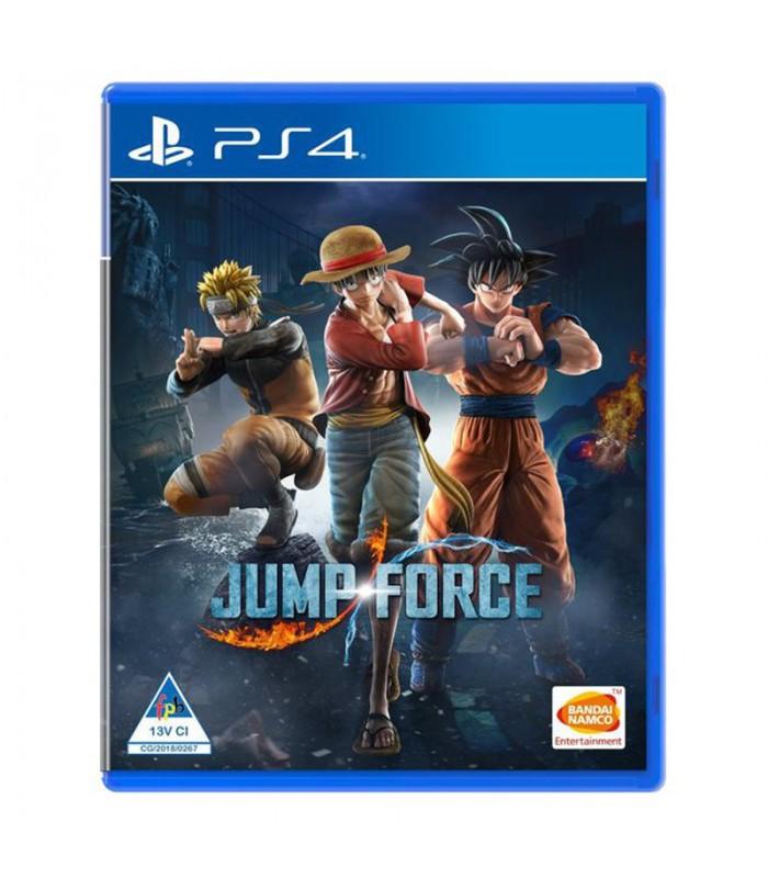 بازی Jump Force - پلی استیشن 4