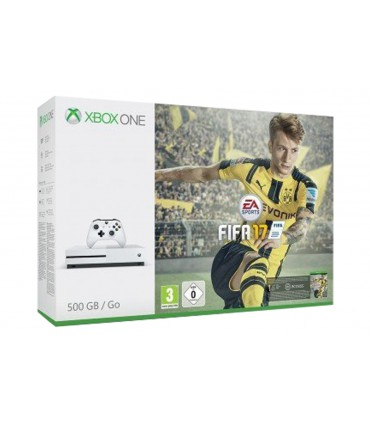 کنسول بازی Xbox One S باندل FIFA17  ظرفیت 500 GB