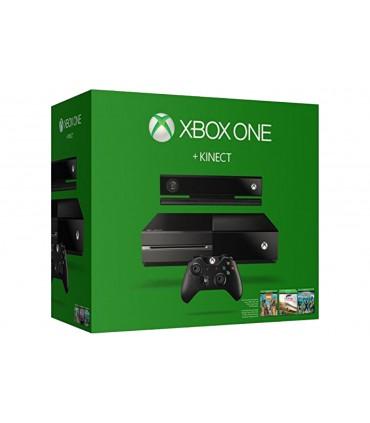 کنسول بازی Xbox One به همراه Kinect