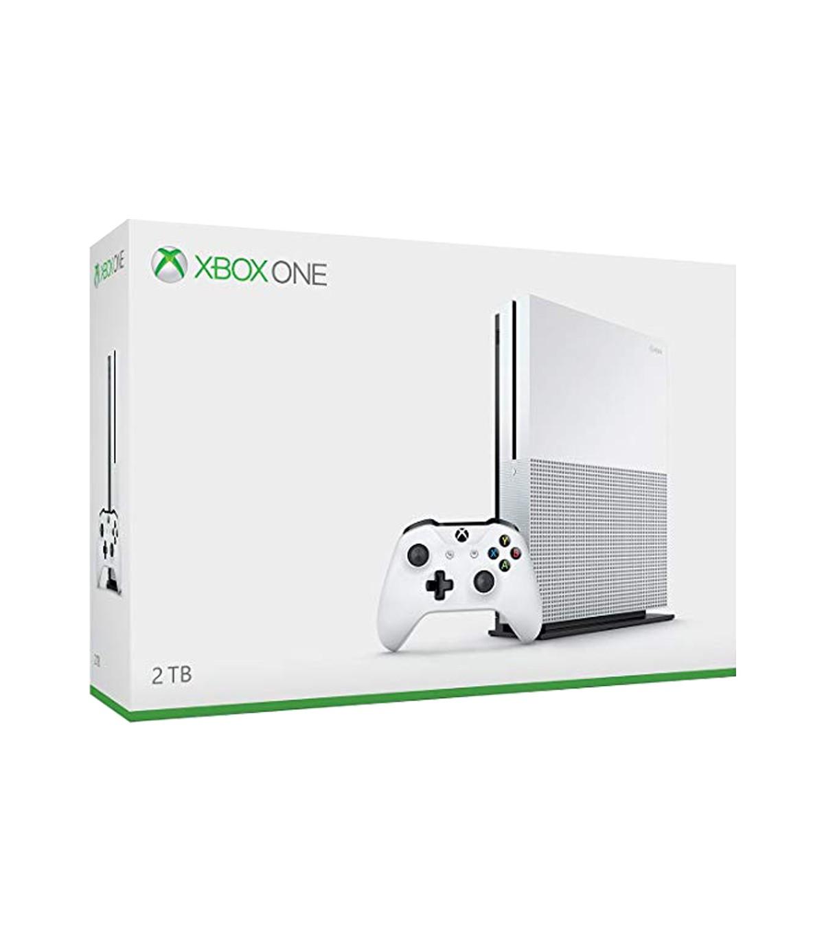 کنسول بازی Microsoft Xbox One S ظرفیت 2TB