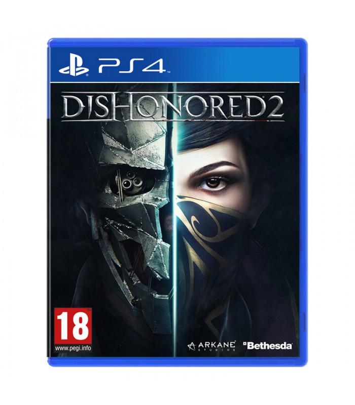 بازی Dishonored 2 - پلی استیشن 4