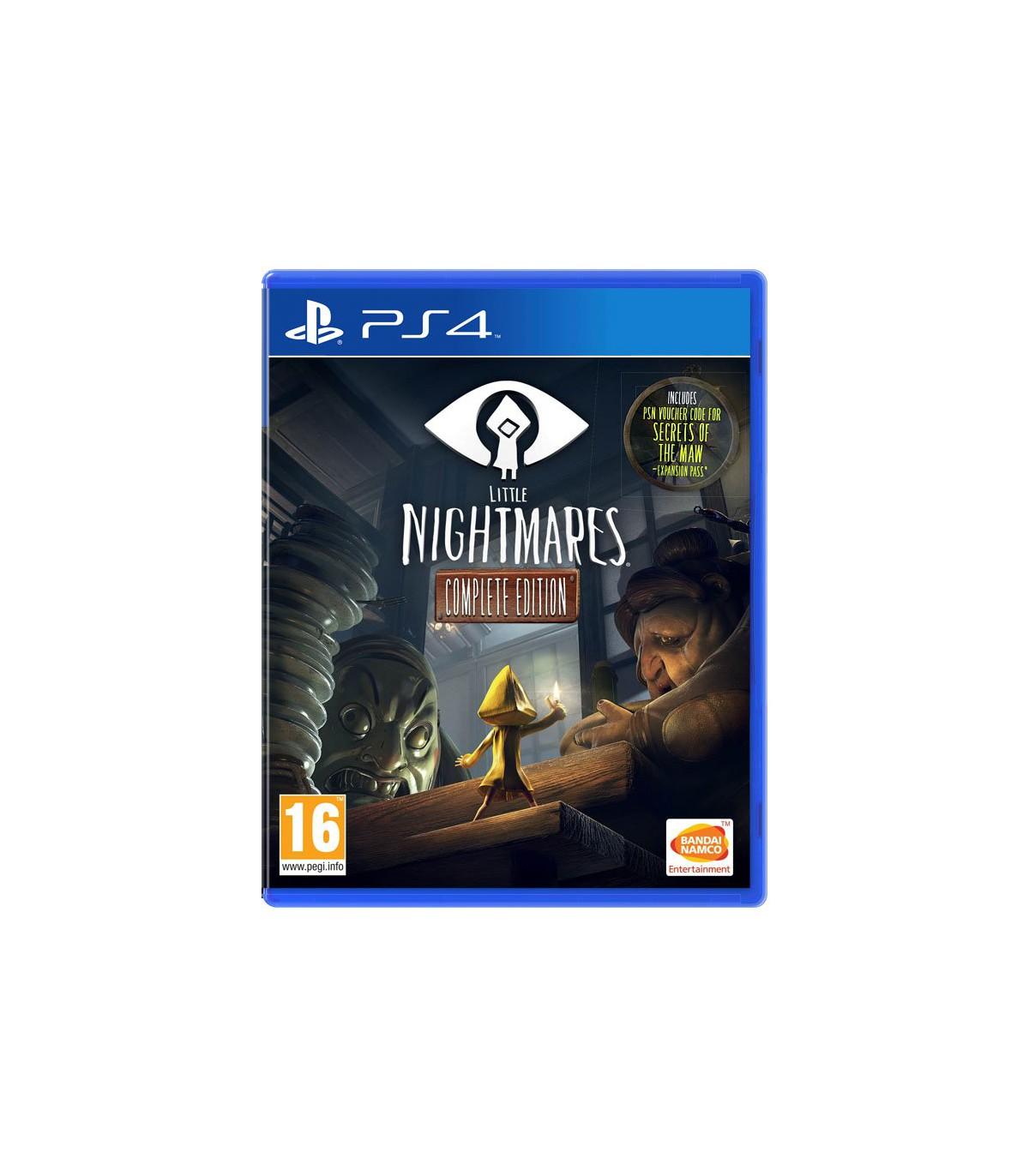 بازی Little Nightmares - پلی استیشن 4