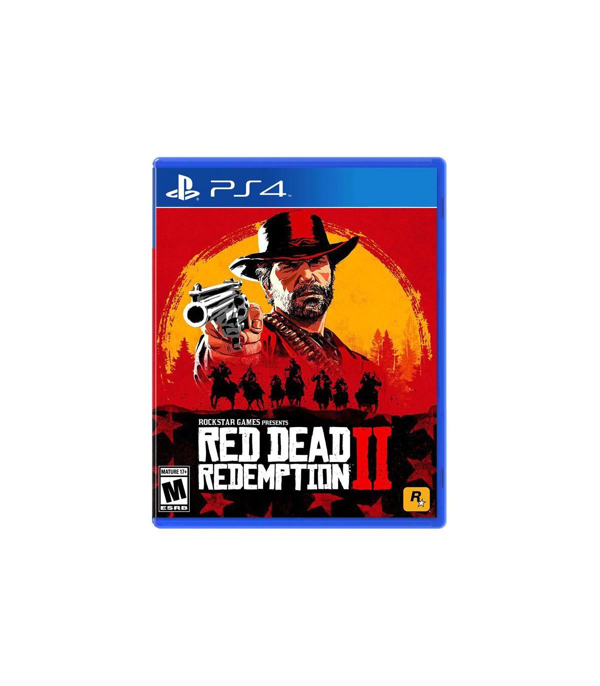 بازی Red Dead Redemption 2 - پلی استیشن 4