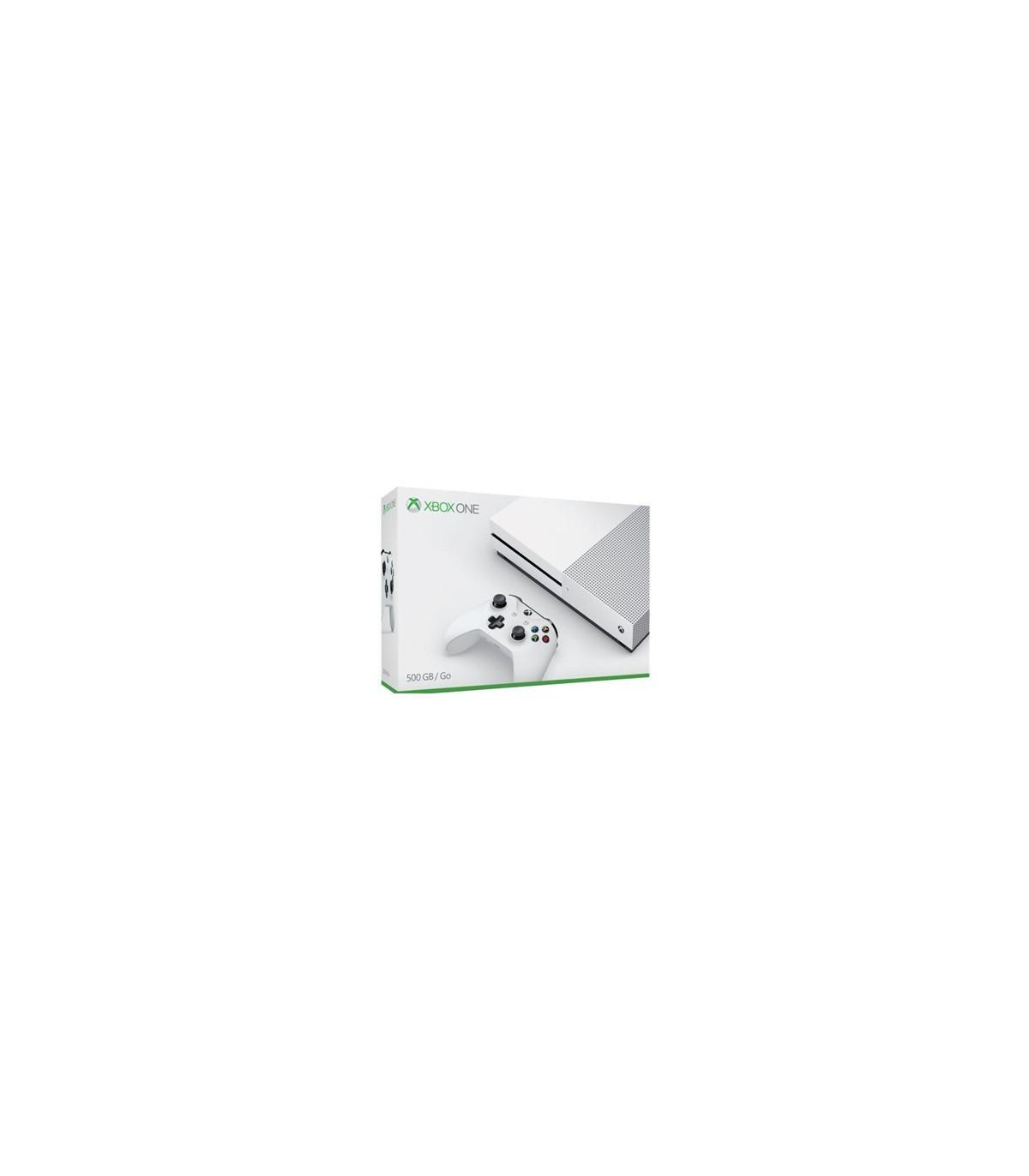 Microsoft Xbox One S - 500GB Game Console