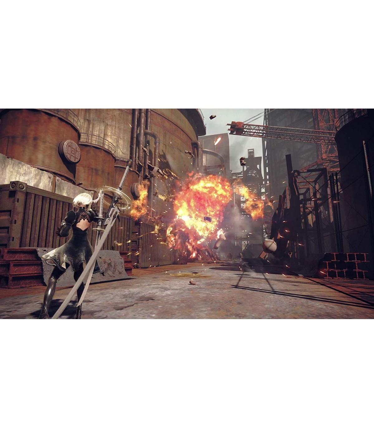 بازی Nier: Automata Game of The Yorha Edition - پلی استیشن 4