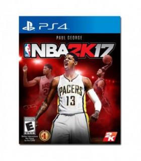 بازی NBA2K17 - پلی استیشن 4