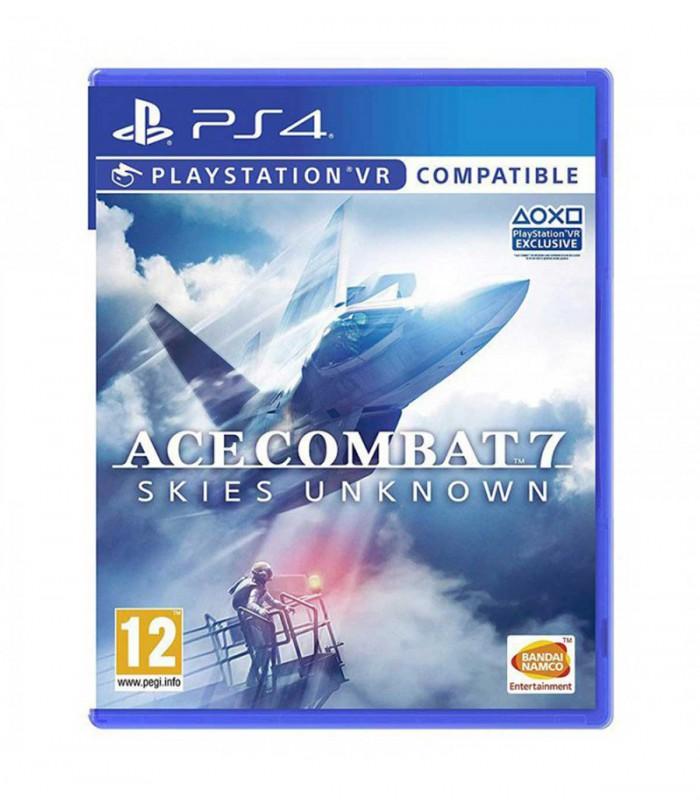 بازی Ace Combat 7: Skies Unknown کارکرده - پلی استیشن 4