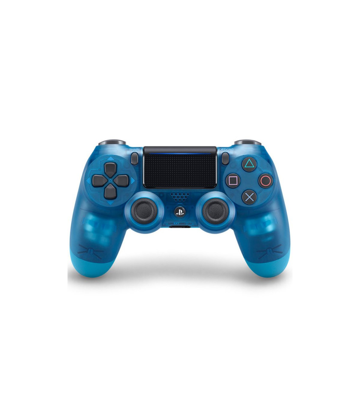 دسته بازی کریستالی سری جدید DualShock 4 New Crystal Edition