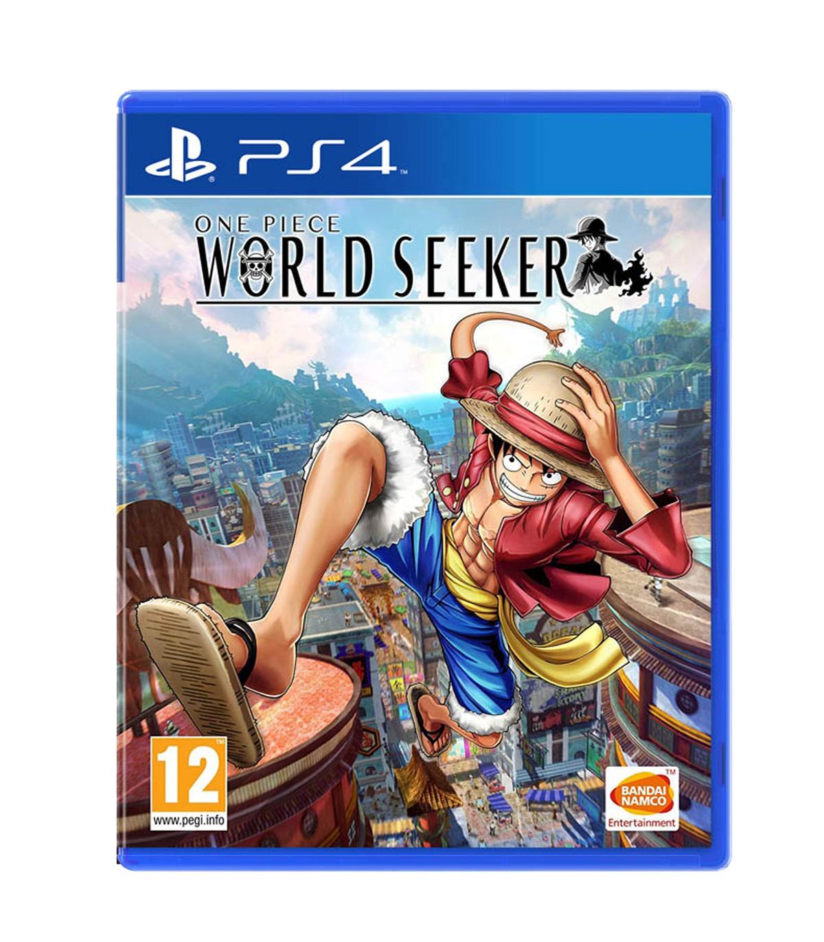 بازی One Piece World Seeker - پلی استیشن 4