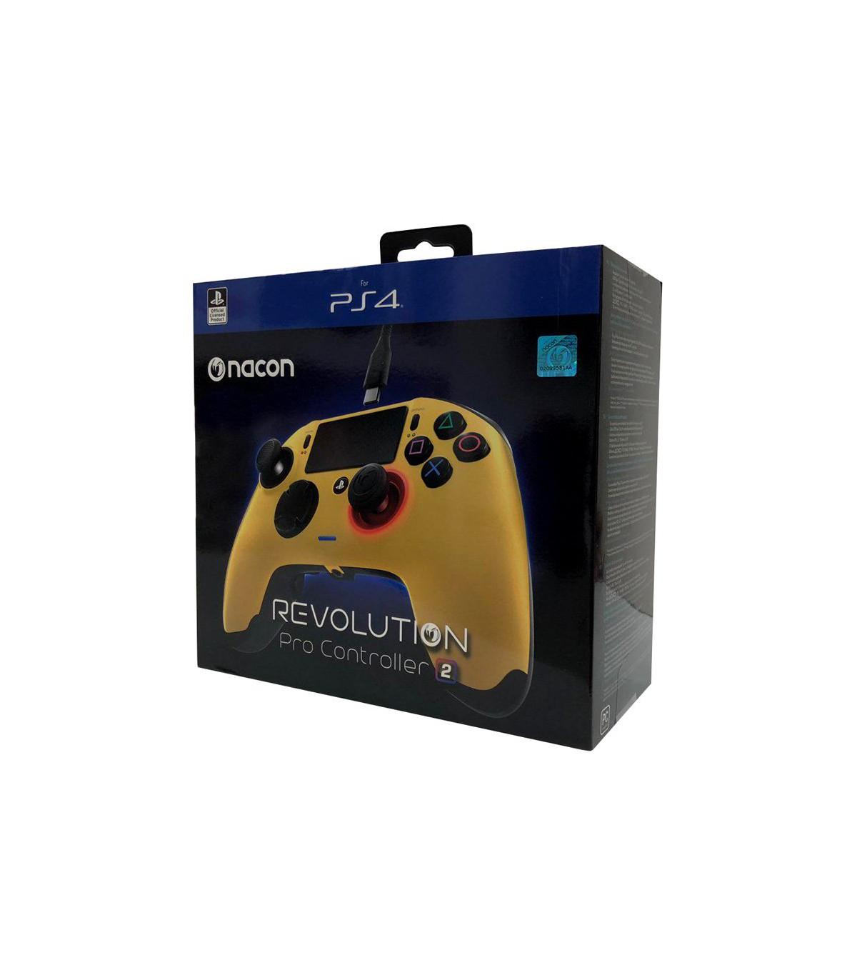 دسته بازی نیکون ورژن 2 NACON Revolution Pro Controller برای پلی