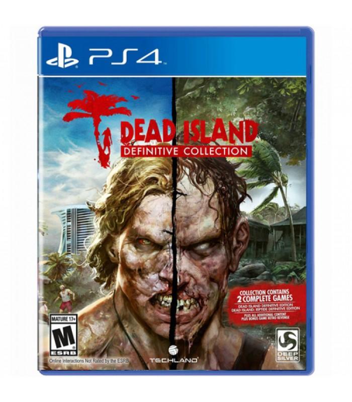 بازی Dead Island کارکرده - پلی استیشن 4