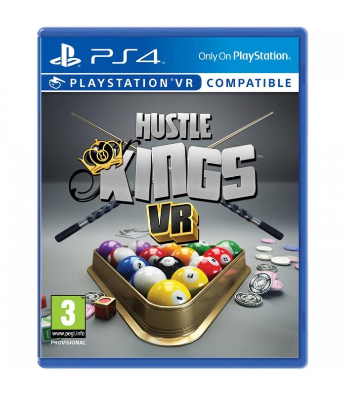 بازی Hustle Kings کارکرده - پلی استیشن وی آر