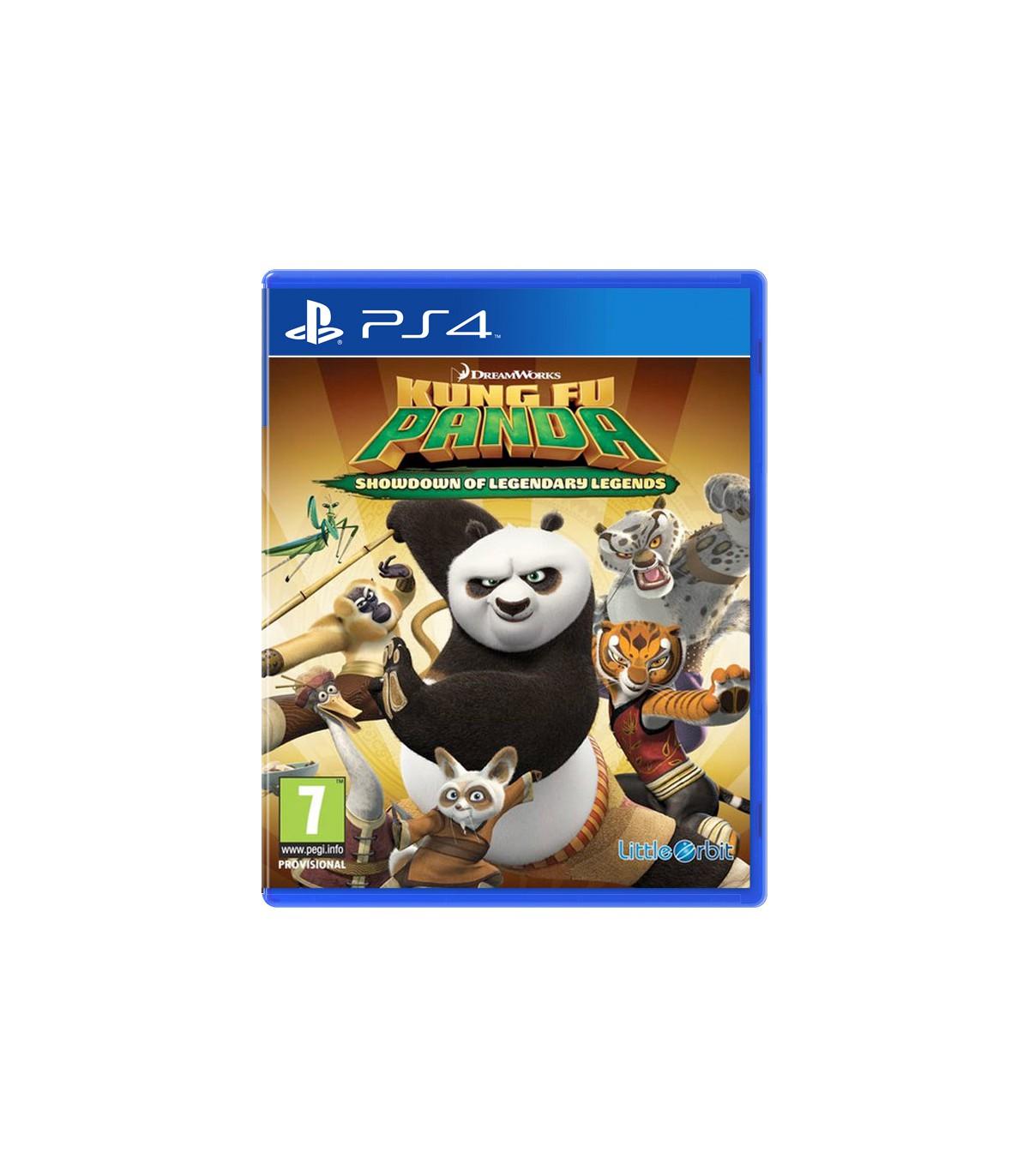بازی Kung Fu Panda: Showdown of Legendary Legends کارکرده - پلی