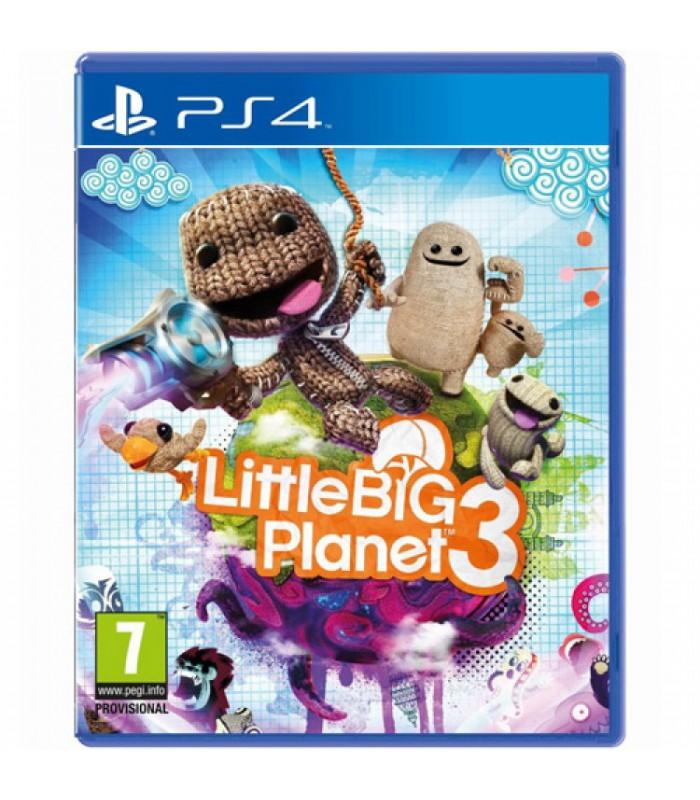 بازی Little Big Planet 3 کارکرده - پلی استیشن 4