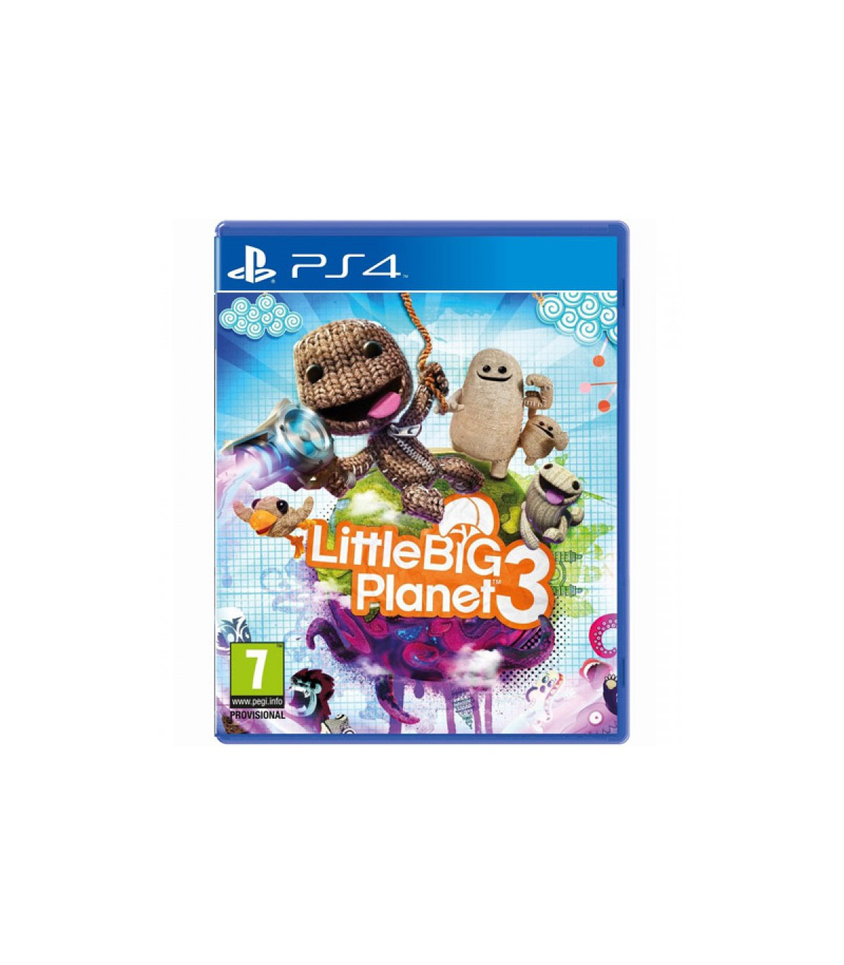 بازی Little Big Planet 3 - پلی استیشن 4