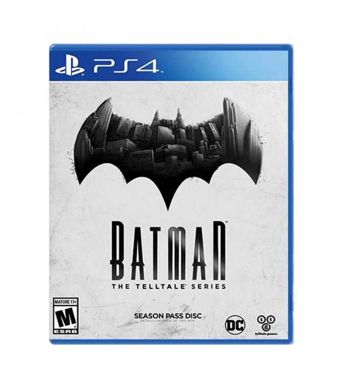 بازی Batman: The Telltale Series - پلی استیشن 4
