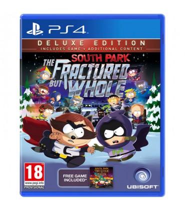 بازی South Park: The Fractured But Whole Deluxe Edition - پلی استیشن 4