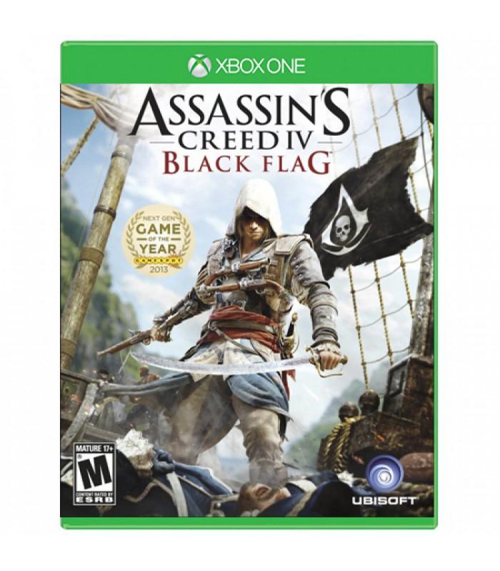 بازی Assassin's Creed Black Flag کارکرده - ایکس باکس وان
