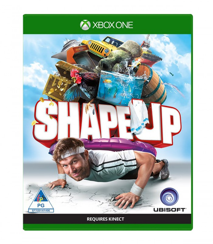 بازی Shape Up - ایکس باکس وان
