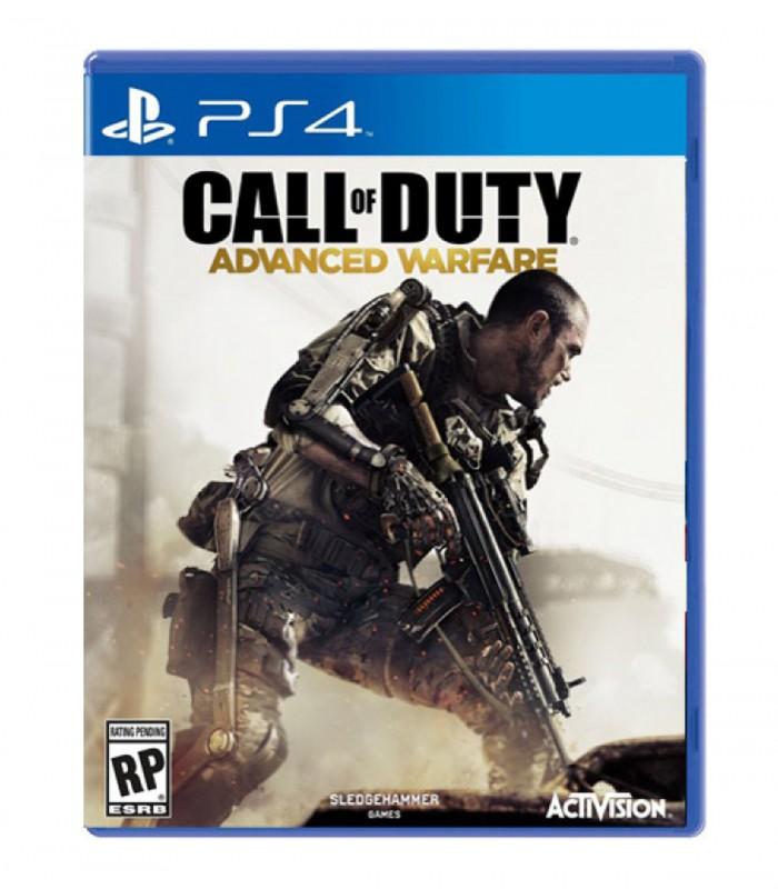 بازی Call Of Duty Advanced Warfare - پلی استیشن 4
