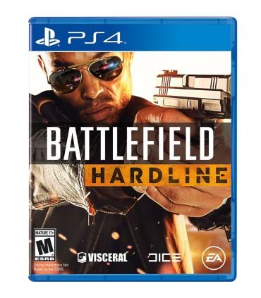 بازی Battlefield Hardline کارکرده - پلی استیشن 4