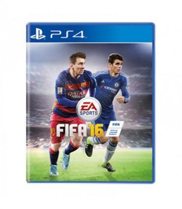 بازی FIFA 16 کارکرده - پلی استیشن 4