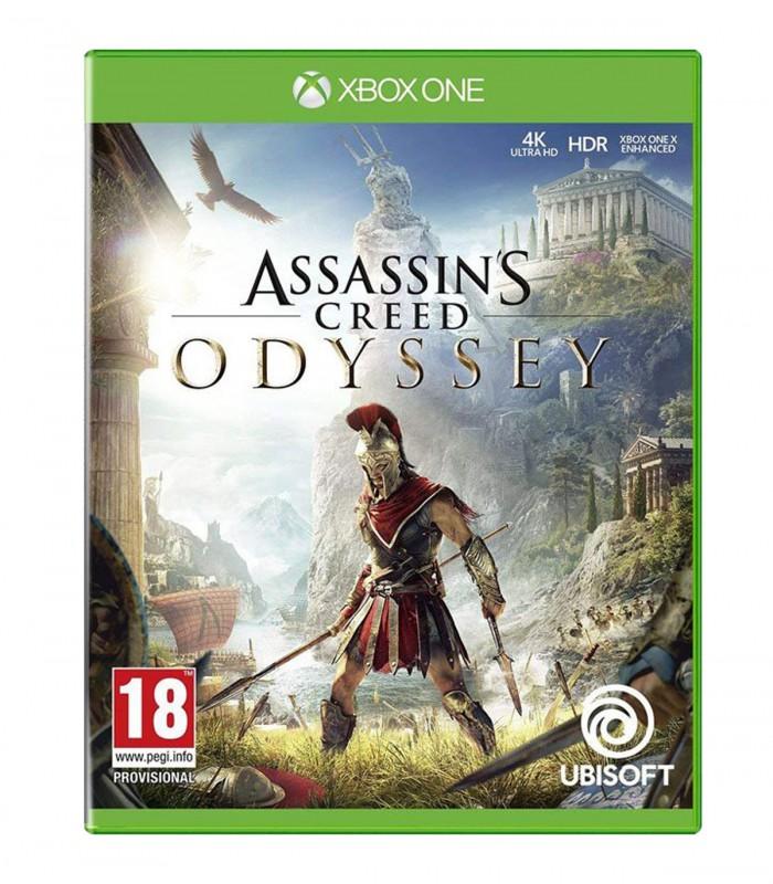 کاور بازی Assassin's Creed Odyssey - ایکس باکس وان