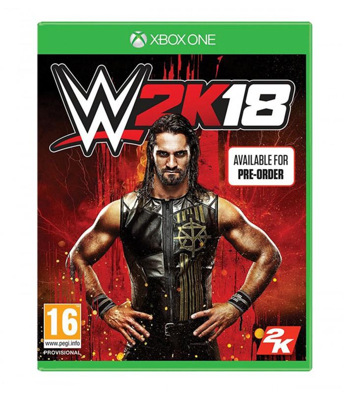 بازی WWE 2K18 - ایکس باکس وان