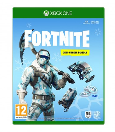 کاور بازی Fortnite: Deep Freeze Bundle ایکس باکس وان