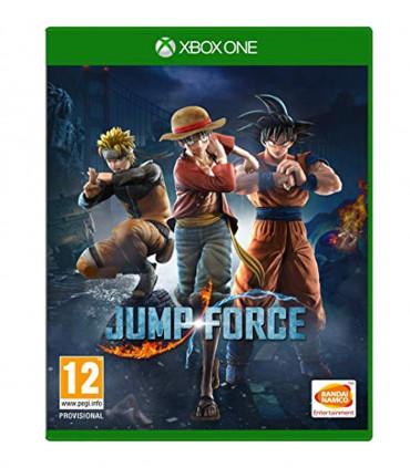 کاور بازی Jump Force ایکس باکس وان