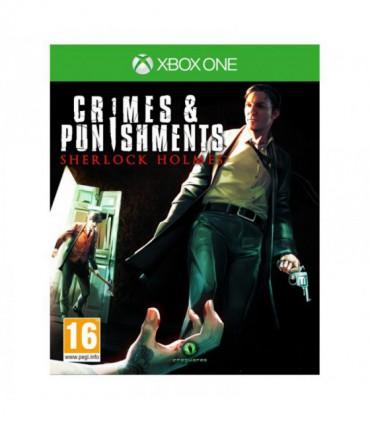 بازی Sherlock Holmes: Crimes & Punishments کارکرده