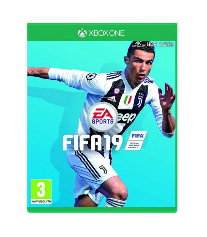 بازی FIFA 19 کارکرده - ایکس باکس وان