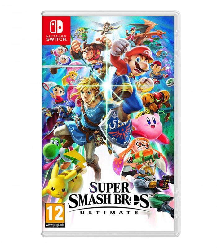 بازی Super Smash Bros Ultimate - نینتندو سوئیچ