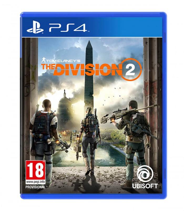 بازی Tom Clancy's The Division 2 کارکرده - پلی استیشن 4