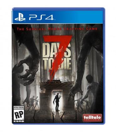 بازی 7Days to Die - پلی استیشن 4