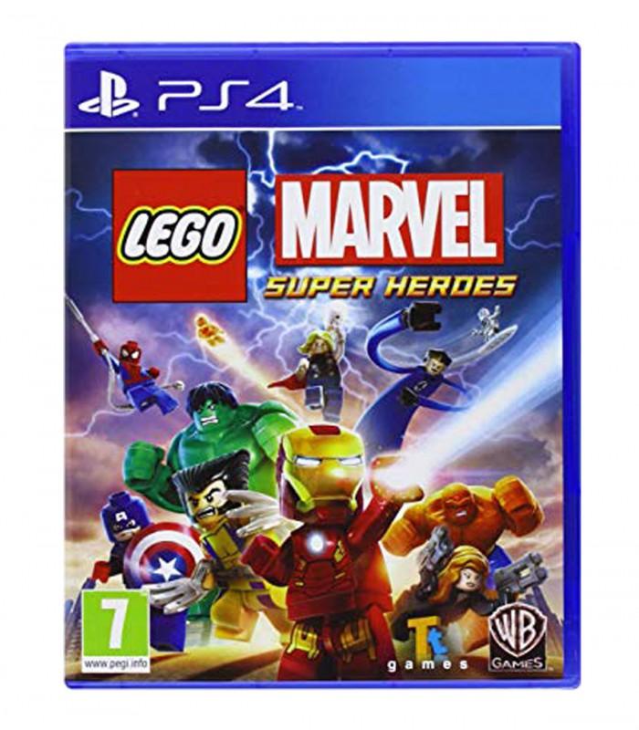بازی Lego Marvel Super Heroes کارکرده - پلی استیشن 4