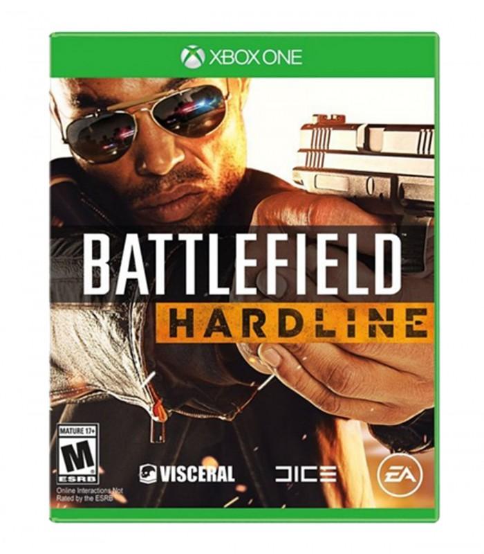 بازی Battlefield Hardline - ایکس باکس وان