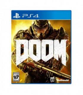 بازی DOOM - پلی استیشن 4