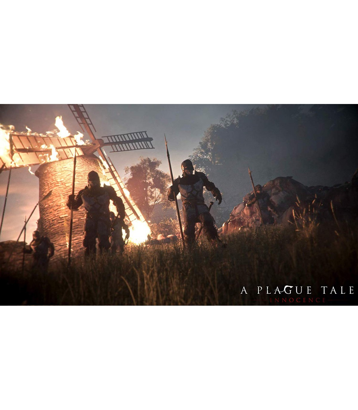 بازی A Plague Tale: Innocence - پلی استیشن 4
