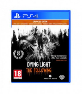Dying Light The Following کارکرده - پلی استیشن ۴