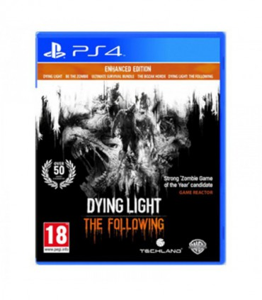 بازی Dying Light The Following کارکرده- پلی استیشن 4