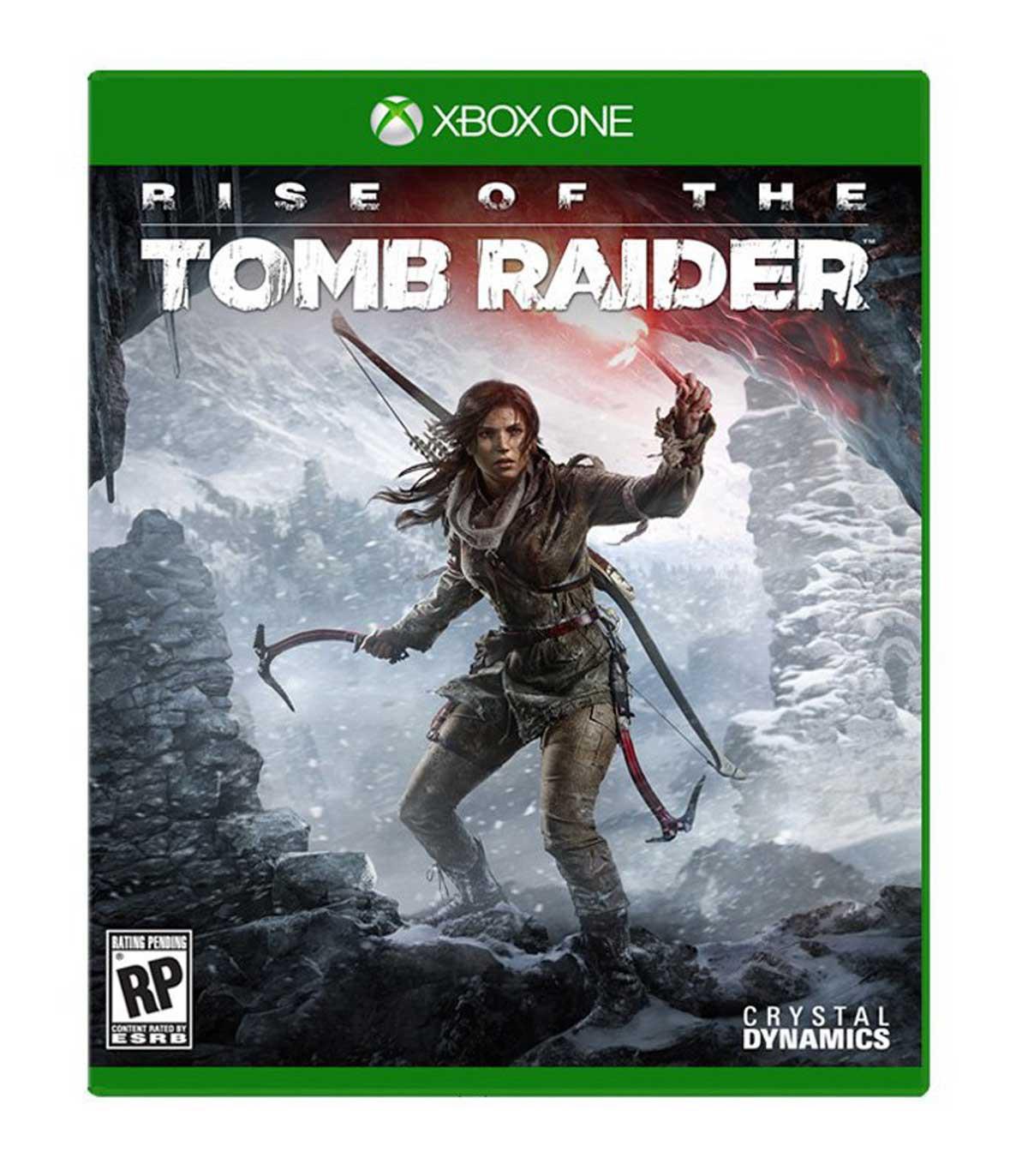 بازی Rise of the Tomb Raider کارکرده - ایکس باکس وان