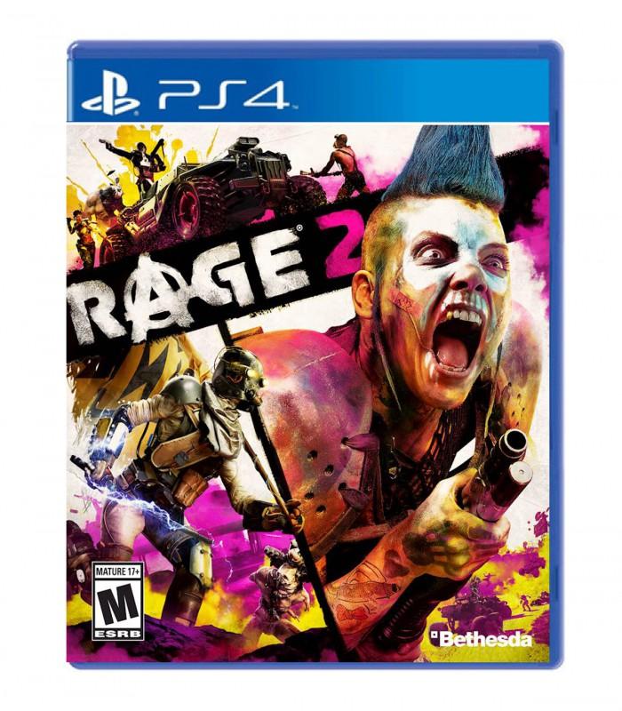 بازی Rage 2 - پلی استیشن 4