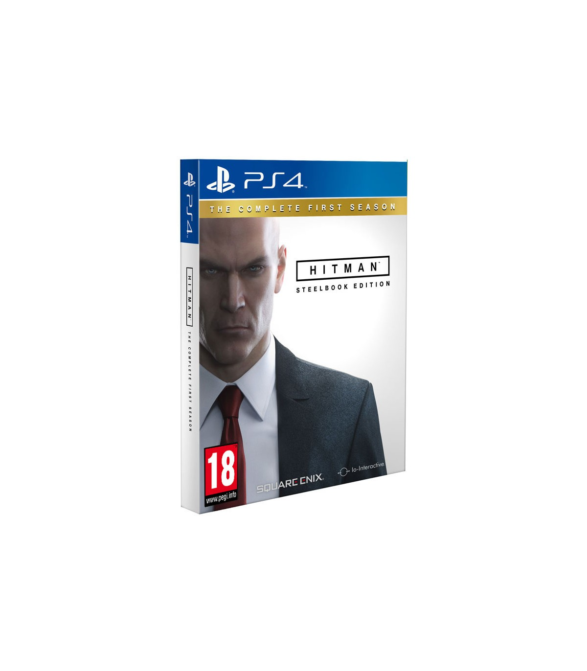 بازی Hitman: The Complete First Season SteelBook - پلی استیشن 4