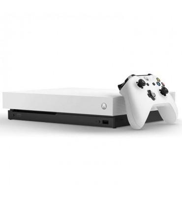 کنسول بازی ایکس باکس وان ایکس 1 ترابایت سفید Xbox One X 1 TB White