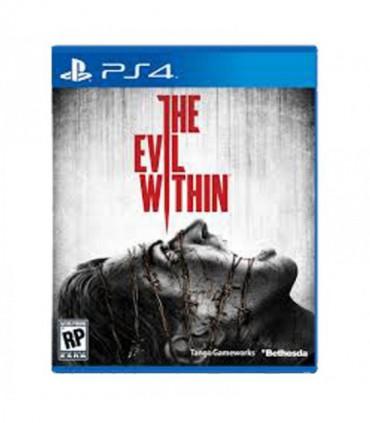 بازی The Evil Within کارکرده- پلی استیشن 4