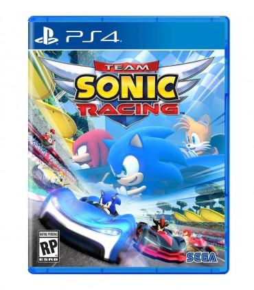 بازی Team Sonic Racing - پلی استیشن 4