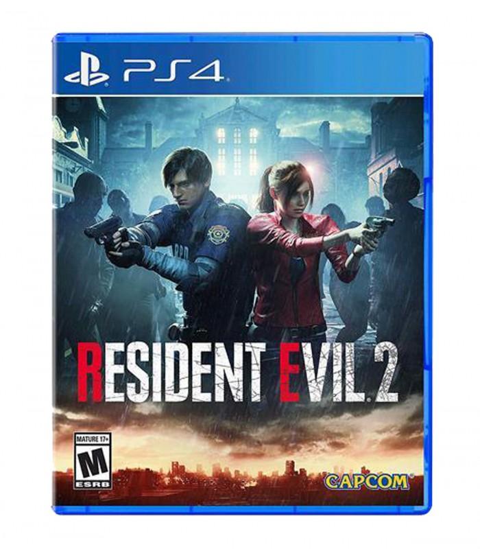 بازی Resident Evil 2 Remake ریجن 2 و ALL - پلی استیشن 4